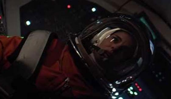 First Trailer Of Sci Fiction Film Lucy In The Sky