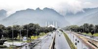 Rainfall In Islamabad