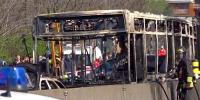 Bus Full Of Children Set Alight By Angry Driver In Italy