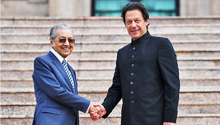 ملائشیا کے وزیراعظم مہاتیر محمد آج اسلام آباد پہنچیں گے