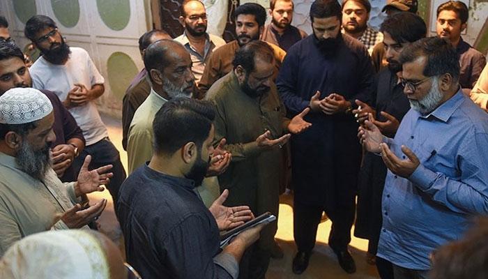 اریب کی نماز جنازہ ادا، میت اگلے ہفتے پاکستان لائی جائیگی