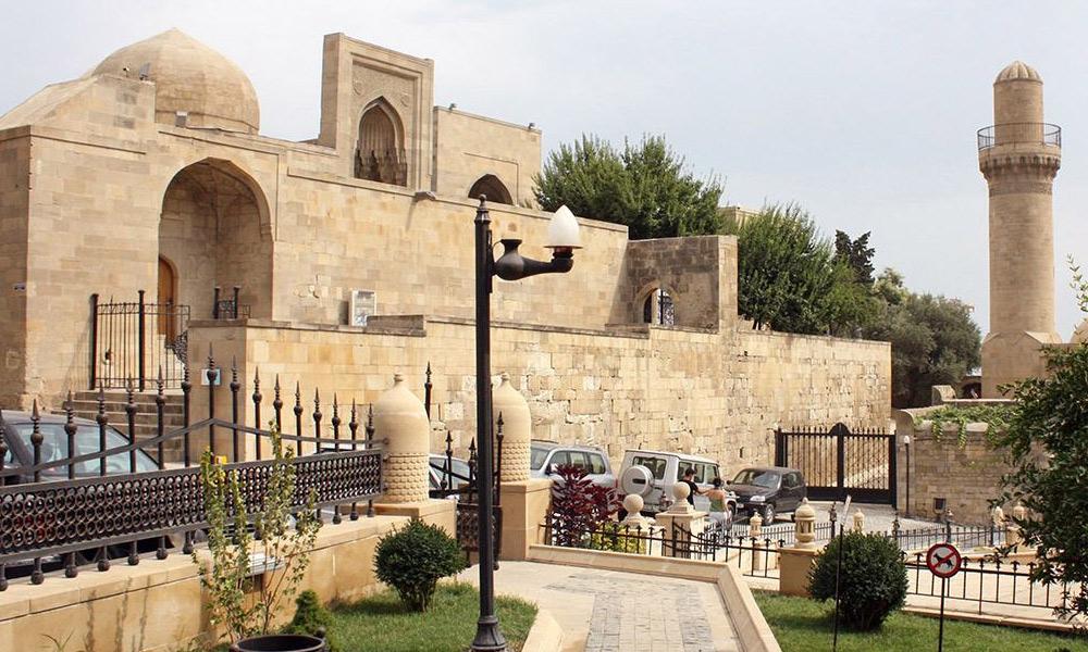 ''باکو'' انمول عمارتوں کا شہر