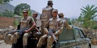 Security Forces Recovered 4 Iranian Army Personnel