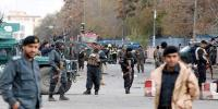 6 Killed In Blast In Kabul Afghanistan