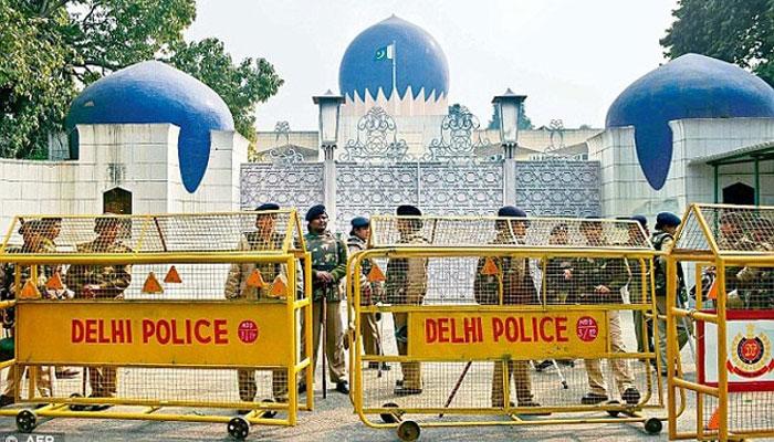نئی دہلی،بھارتی حکام کا یوم پاکستان کی تقریب میں شرکت سے انکار