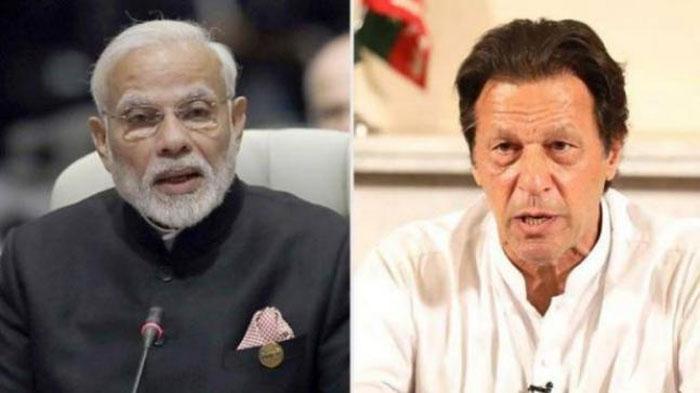عمران خان کا نریندر مودی کے پیغام کا خیر مقدم
