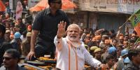 Modi Contest In Election From Banaras