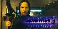 New Trailer Of Action Film John Wick Chapter 3