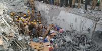 India Building Collapse Death Toll Rises To 14