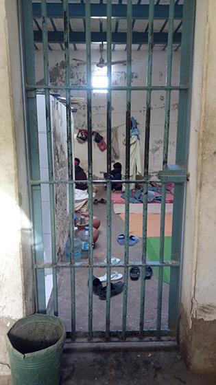 مختار کار آفس میں سب جیل