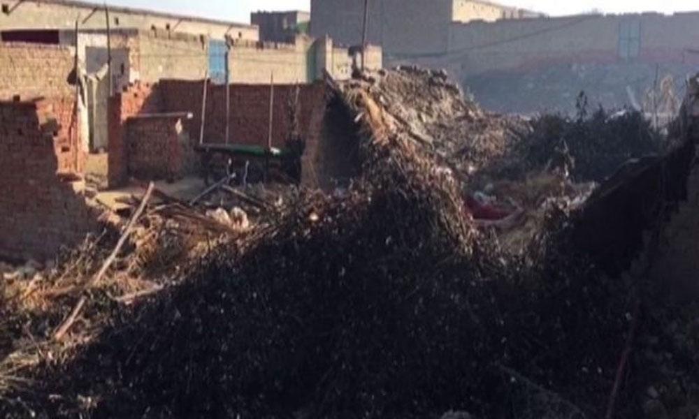 گوجرانوالہ: نجی اسکول کی چھت گر گئی، 6 افراد جاں بحق