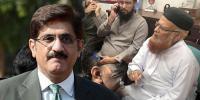 Cm Sindh Meets Mufti Taqi Usmani