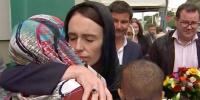 Prime Minister New Zealand Addresses In Ceremony Of Mosque In Oakland