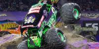 Monster Jam 2019 Competition Held In Seattle