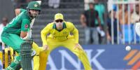 Pakistan And Team Australia Prepare For Another Odi