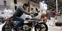 Tokyo Motorcycle Show Kicks Off
