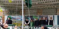 Brussels Pakistan Day Flag Ceremony