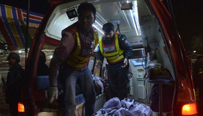 لاہور، ٹرک کی ٹکر سے 7 سالہ بچہ جاں بحق