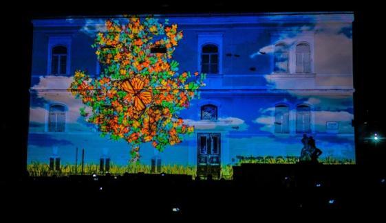 Annual Festival Of Lights Returns In Zagreb