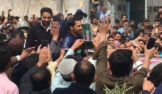 Sarfraz Ahmed Media Talk In Quetta