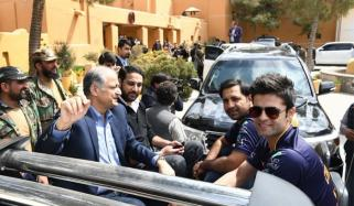 Psl4 Champions Welcome In Quetta