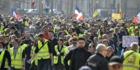 Yellow Vest Activists Protest For 19th Week