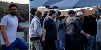 Christchurch Incidentareeb Body Depart For Pakistan Today