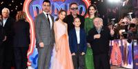 Premiere Of Animated Film Dumbo In London