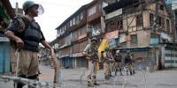 Strike In Occupied Kashmir
