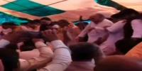 Stage Collapses At Bjp Event
