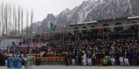 Hunza Celebrated Pakistan Day