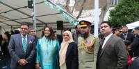 Pakistan Day Event Organized In London Saira Peter Presents National Songs