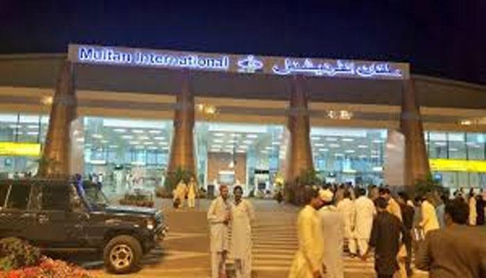 ملتان ائیرپورٹ پر فلائٹ آپریشن معطل