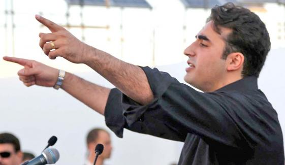 Bilawal Will Address On 25 Places During Train March