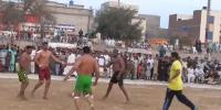 Jashan E Baharan Kabaddi Tournament In Gujranwala