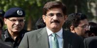 Cm Sindh Murad Ali Shah Reaches Nab Head Quarters Islamabad