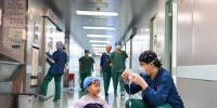Kids Drive Toy Cars Into Surgery