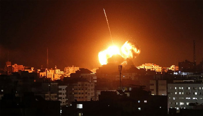 اسرائیل اور حماس کے درمیان غزہ میں جنگ بندی