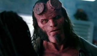 Hollywood Supernatural Film Hellboy New Trailer
