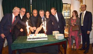 Pakistan Embassy In France Hosted Diplomatic Reception On Pakistan Day Celebrations