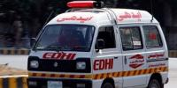 2 Men Killed In Traffic Accident In Karachi