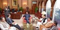 Pm Imran Khan Meeting With Angry Ally Aktar Mangal