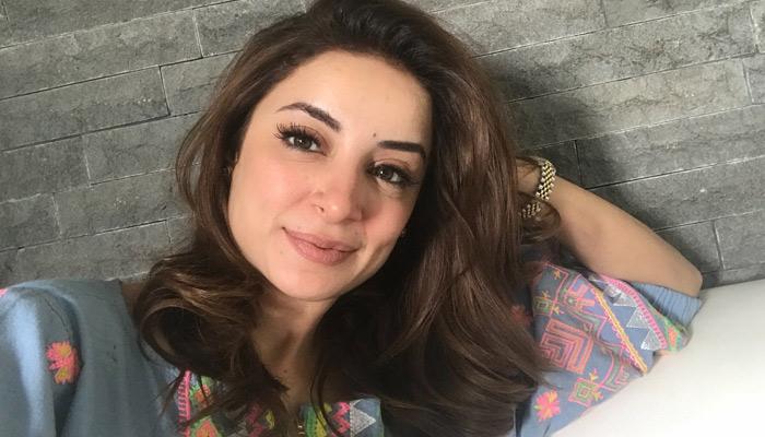 ''ثروت گیلانی'' خوبصورت اور باصلاحیت اداکارہ