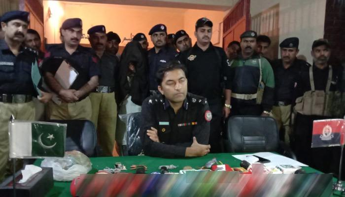 پولیس کی کامیابیاں