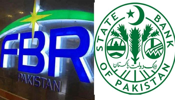 ایف بی آر،اسٹیٹ بینک میں تنازع بڑھ گیا
