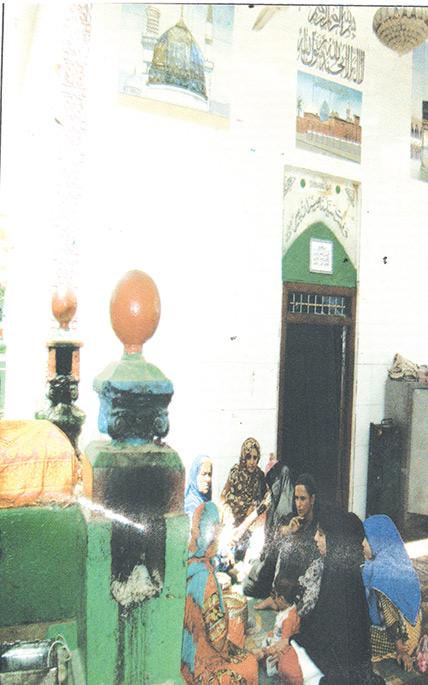 کراچی میں صوفی خواتین کے چند مزارات