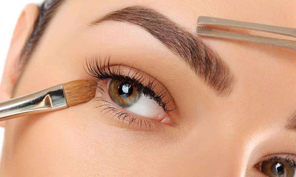 ''آئی بروتھریڈنگ'' آنکھوں کی خوبصورتی بڑھائے