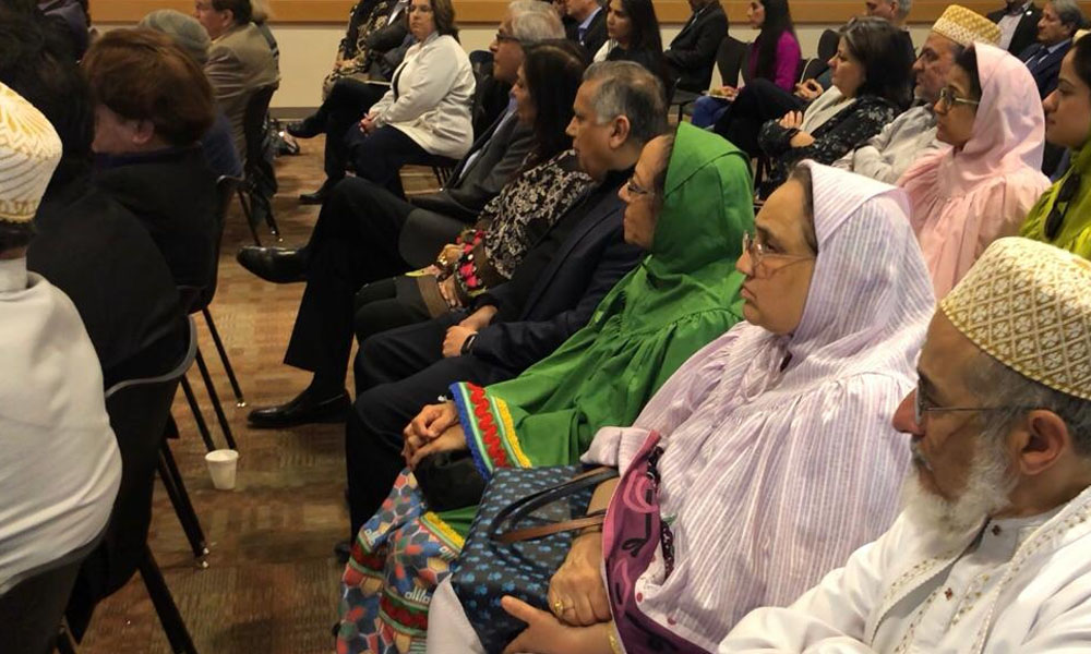 عائشہ فاروقی کی کتاب کی تقریب رونمائی
