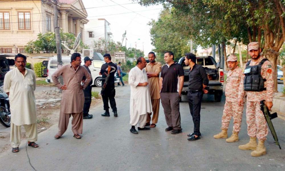 کراچی: ڈیفنس میں 2 افراد کے قتل کا مقدمہ درج