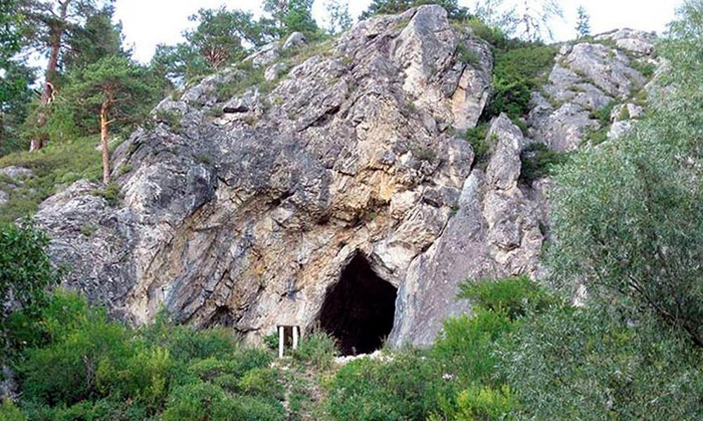 سائبیریا کا قدیم غار اور انسان کا ارتقا